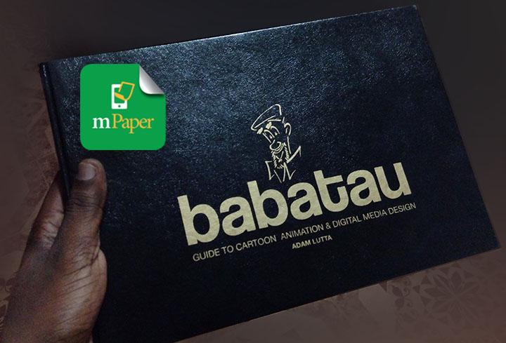 babatau in the making