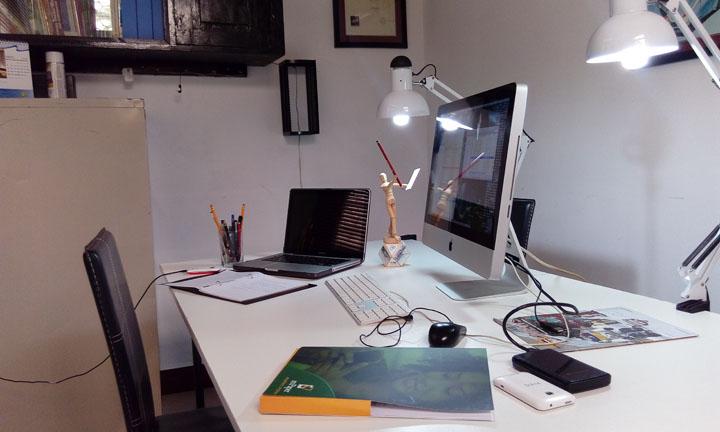 design & cartoon production